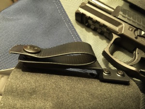 Bravo Concealment Fittings