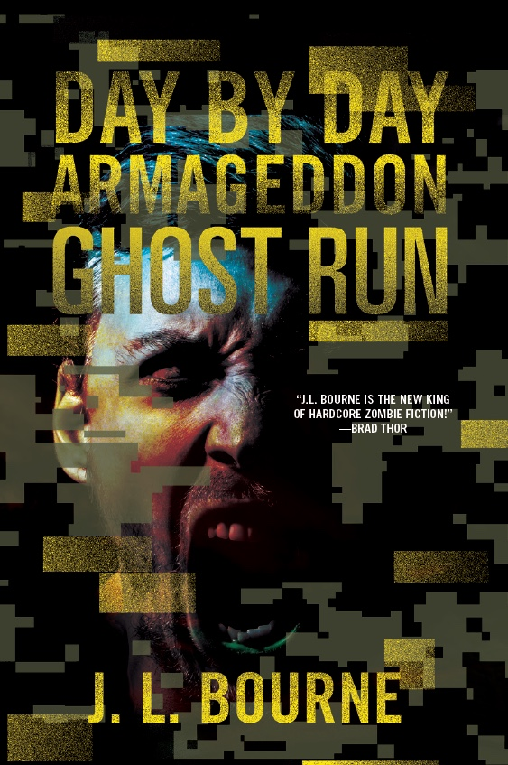 Ghost Run, book 4 in the DBDA series.